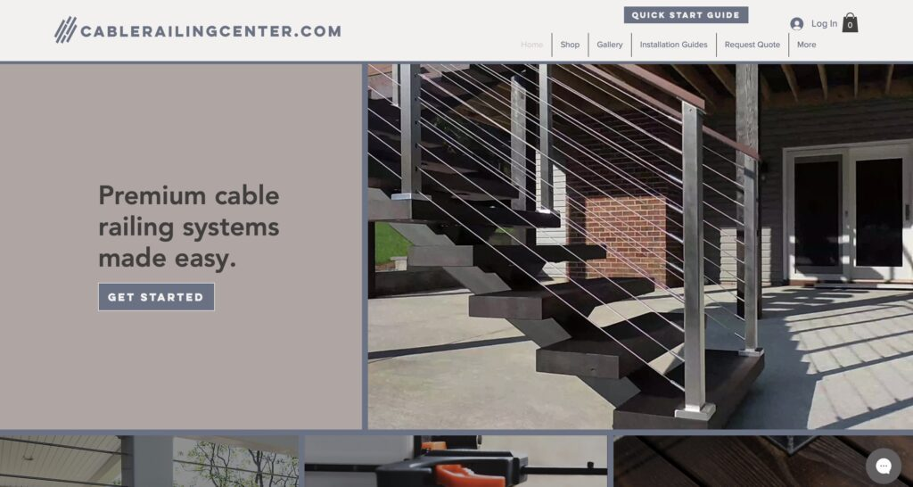 Cable Railing Center